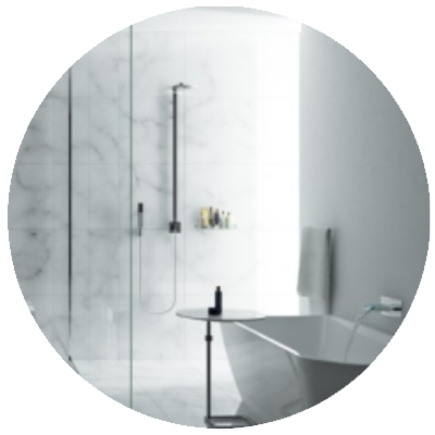 Bathrooms cleaned with our Regular Cleaning Service in Harrogate