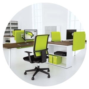 Commercial business that has been cleaned in Harrogate using our Office Cleaning Service